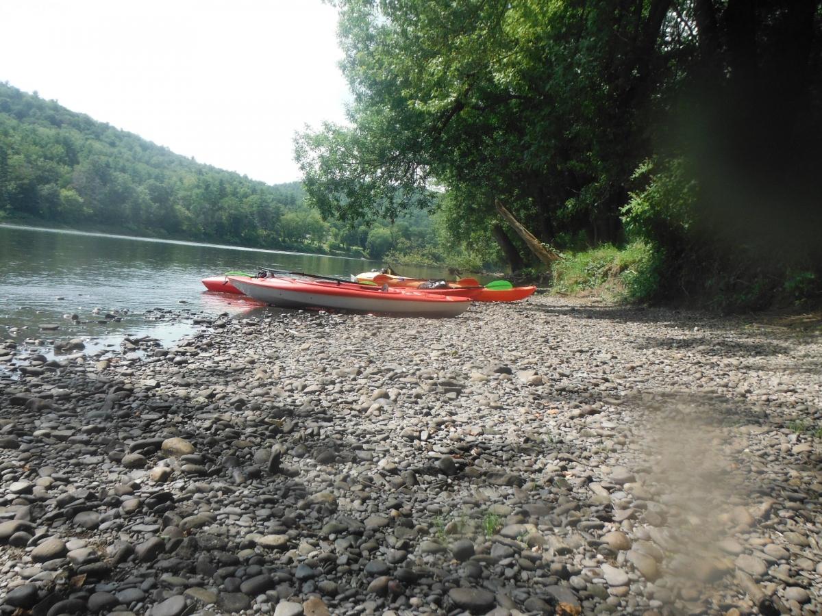 Susquehanna River, PA