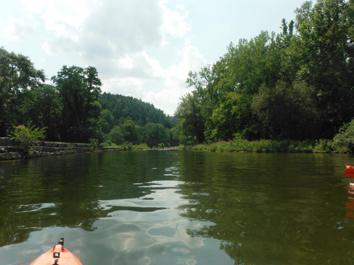 Cayuga Lake, Ithaca, NY