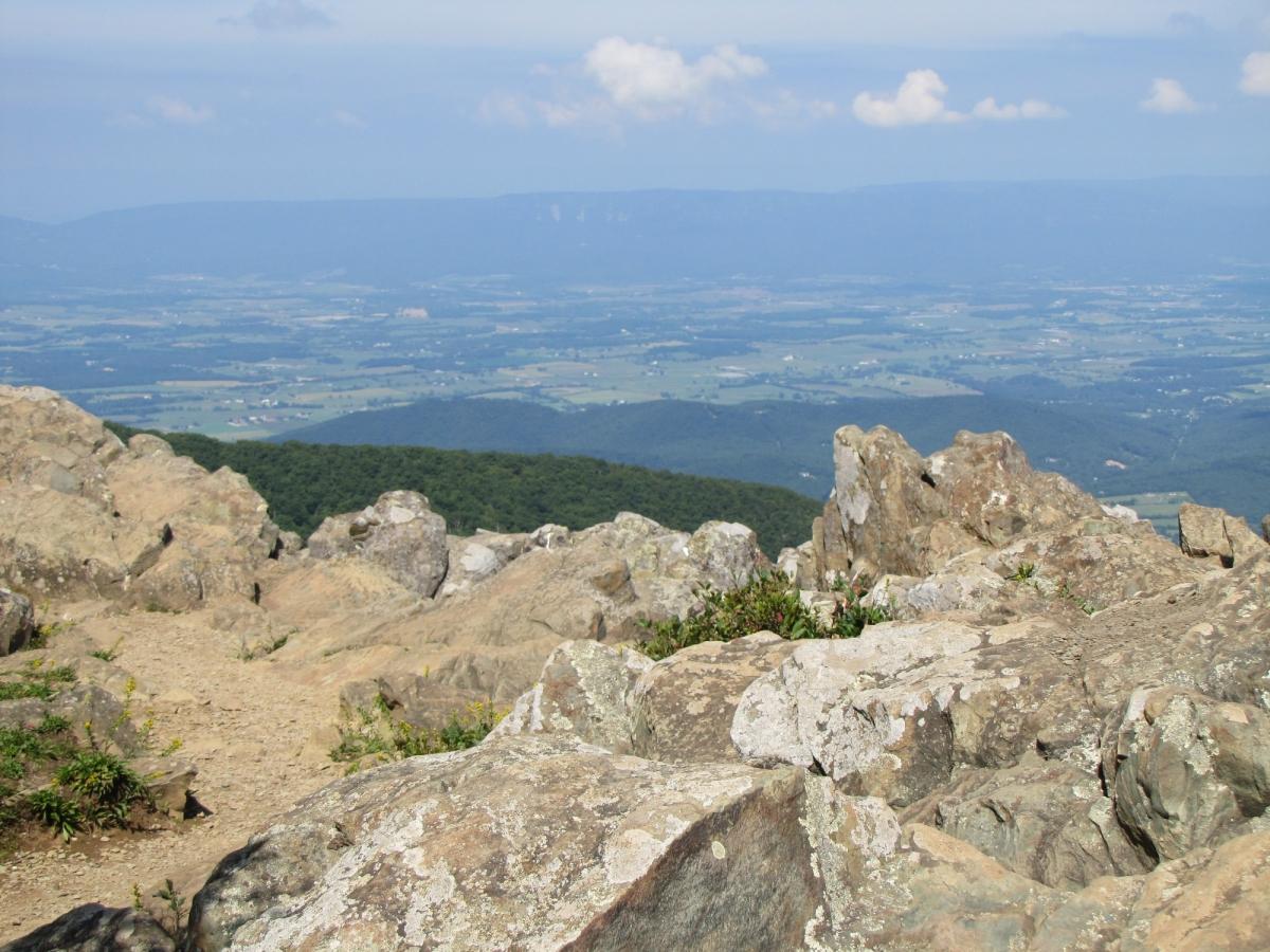 Hawksbill Summit, Shenandoah National Park, VA